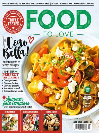 Food To Love – June 2018