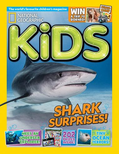 National Geographic Kids UK – August 2018