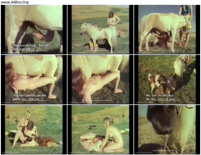 0b0ea2680795063 - Retro Bestiality - Bodil Joensen - European zoo Prn Star - Vintage Animals
