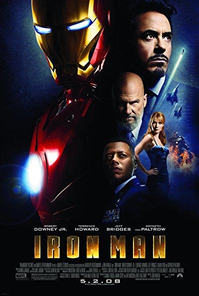 Iron Man 2008 BRRip XviD MP3-RARBG