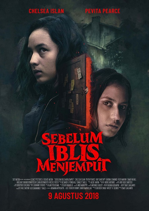 May the Devil Take You / Sebelum Iblis Menjemput (2018)  PL.SUBBED.NF.WEBRip.Xvid-MORS / Napisy PL wtopione