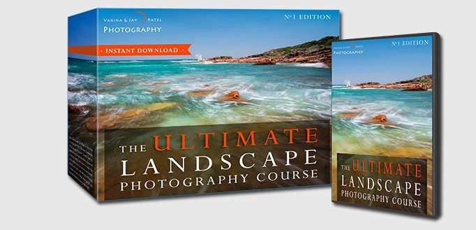 Ultimate Landscape Photography Course - Brent Mail Photography