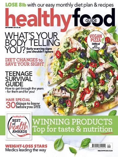 Healthy Food Guide – September 2018