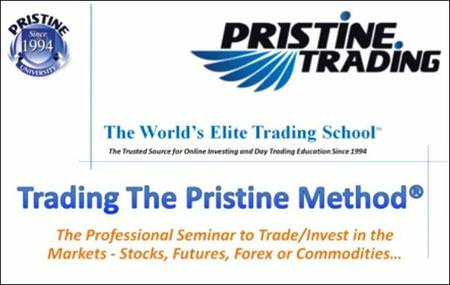 Greg Capra - Pristine Stock Trading Method
