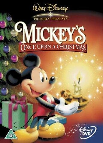 Mickeys Once Upon A Christmas 1999 1080p BluRay x264-HDEX