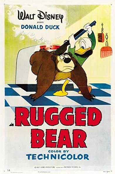 Rugged Bear 1953 DVDRip x264-HANDJOB