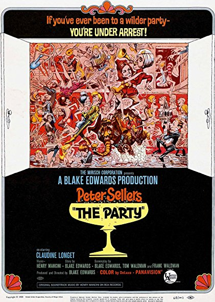 The Party 1968 BRRip XviD AC3 RoSubbed-playXD