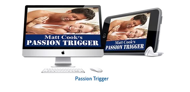 Matt Cook - Passion Trigger + Tip of the Spear