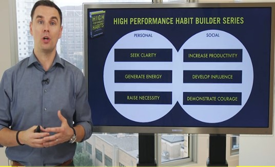 Brendon Burchard - Habit Builder Series