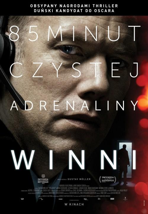 Winni / Den skyldige (2018) PL.SUBBED.BRRip.XViD-MORS | NAPISY PL