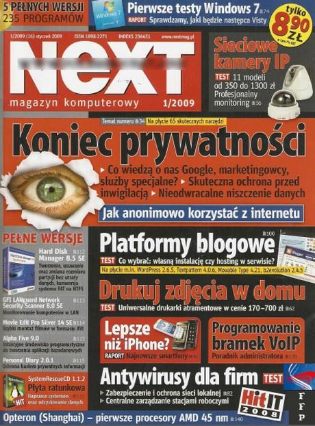 Next Polska 1/2009