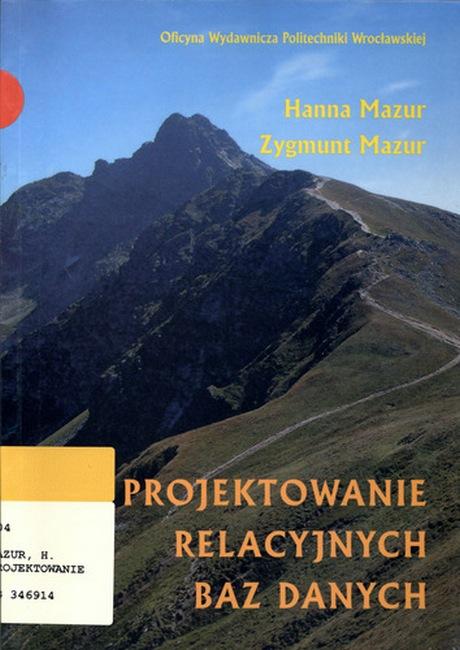 Projektowanie relacyjnych baz danych - Hanna Mazur