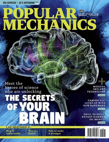 Popular Mechanics South Africa – November 2018