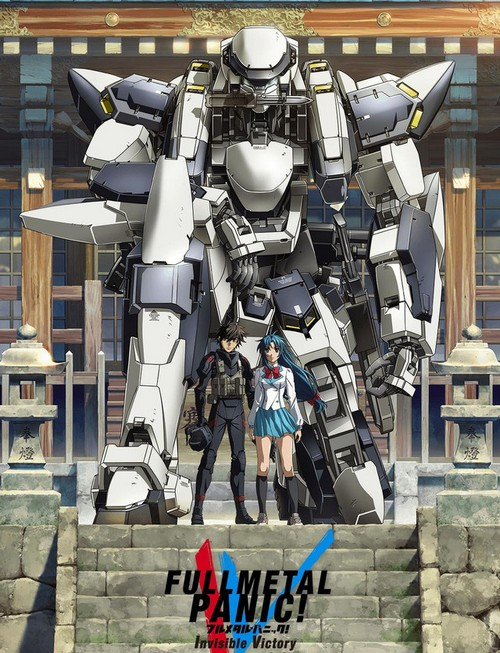 Full Metal Panic! Invisible Victory - SeriaL  [2018/HD/MP4] Napisy PL