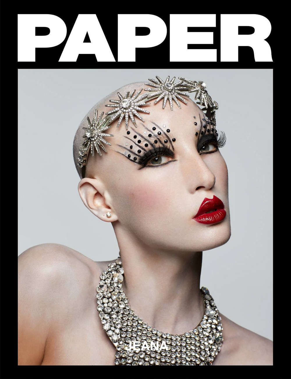 Episode 10 Photoshoot: PAPER Magazine Cover