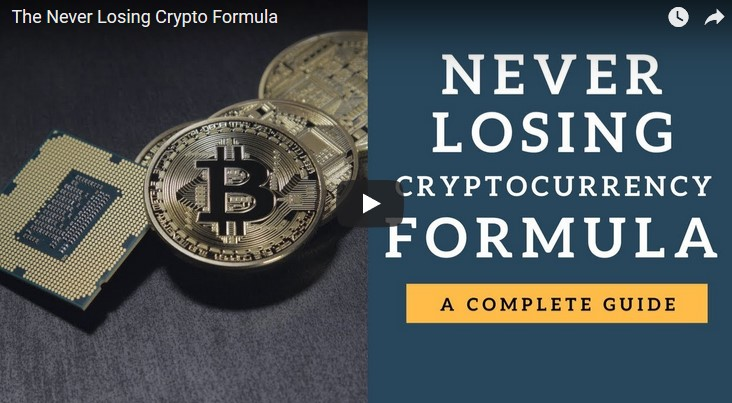 Never Losing Cryptocurrency Formula