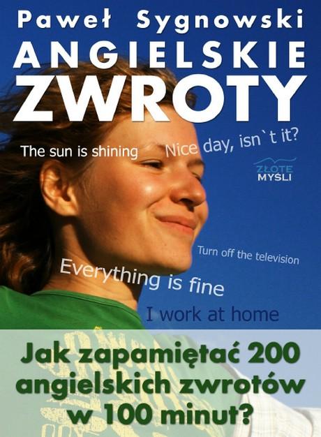 Język Angielski - Angielskie Zwroty - Paweł Sygnowski
