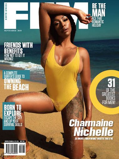 FHM South Africa – September 2018