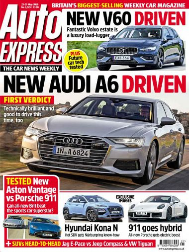 Auto Express – 23 May 2018