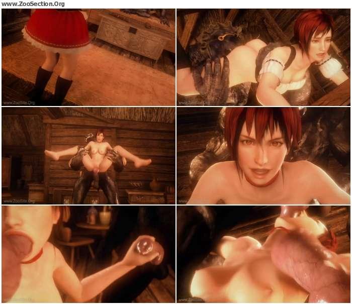 0a61461013038434 - Mila Red Riding Hood [Anime / Hentai]