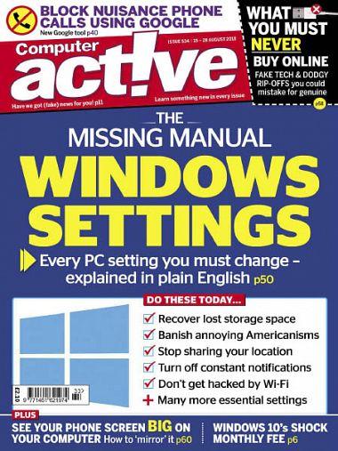 Computeractive – 15 August 2018