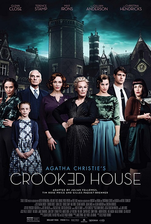 Dom zbrodni / Crooked House (2017) PL.WEB-DL.XviD-KiT / Lektor PL