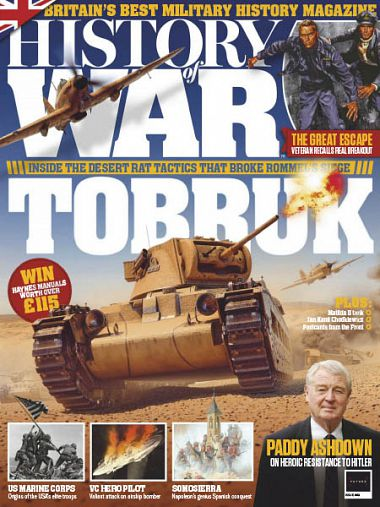 History of War – Issue 62 2018
