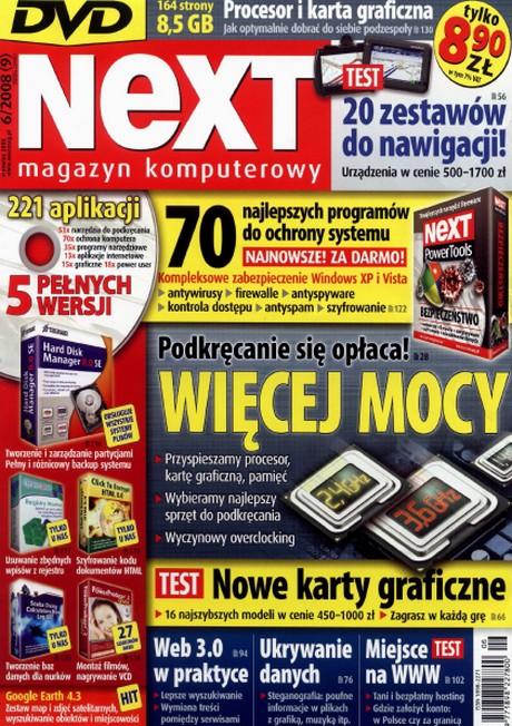 Next Polska 6/2008