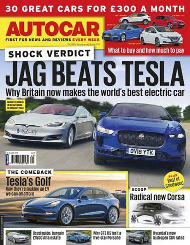 Autocar UK – 18 July 2018