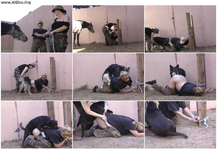 657424673235303 - Vintage Zoo - RetroZ Interrogating KC - Farm Porn Perversion - Retro AnimalSex