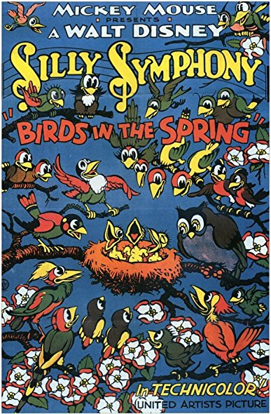 Birds in the Spring 1933 DVDRip x264