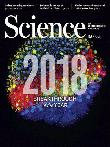 Science – 21 December 2018