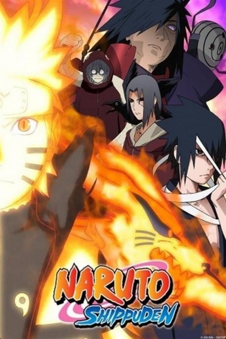 Naruto Shippuuden - Serial [2007 /SD-HD/MP4 / Napisy PL ] - Kolekcja