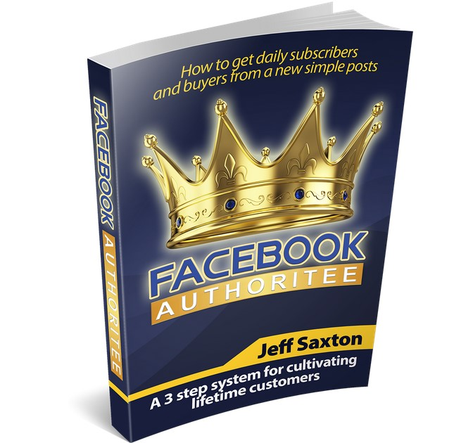 Jeff Saxton & Sean Mize - Facebook Authoritee