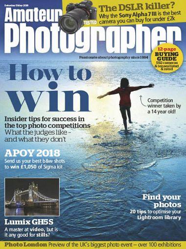 Amateur Photographer – 5 May 2018