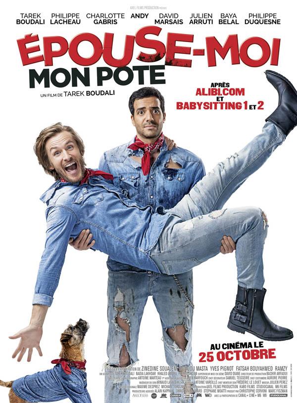 2018年喜剧《嫁我吧,哥们》BD法语中字