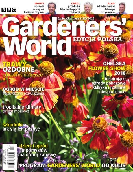 Gardeners World Polska 4/2018