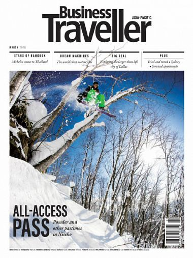 Business Traveller Asia-Pacific Edition – March 2018