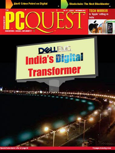 PCQuest – September 2018