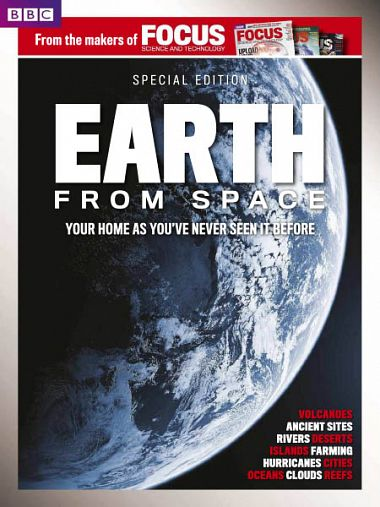 BBC Focus Special Edition – Earth from Space