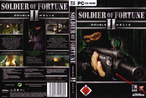 Soldier of Fortune 2 Double Helix Gold Edition GoG Classic - I_KnoW