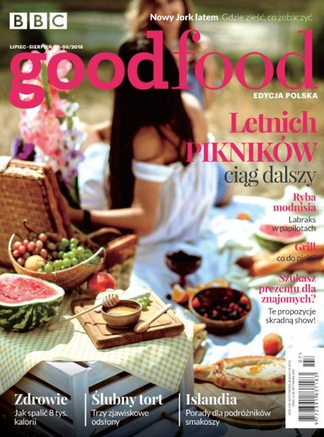 Good Food Polska 7-8/2018