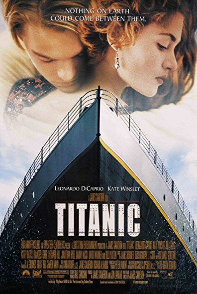 Titanic 1997 BRRip XviD MP3-XVID