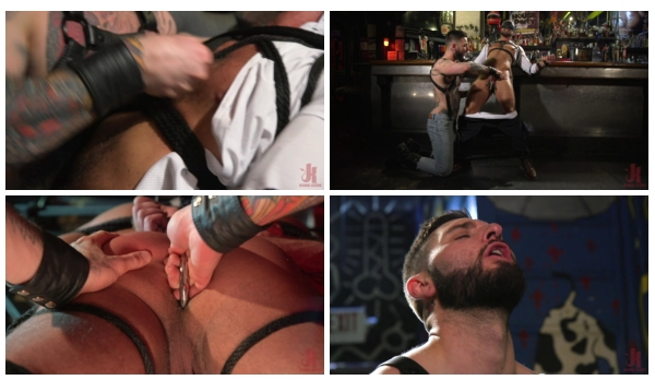 BoundGods - Teddy Bryce Slams Jessie Colter at the Powerhouse Bar