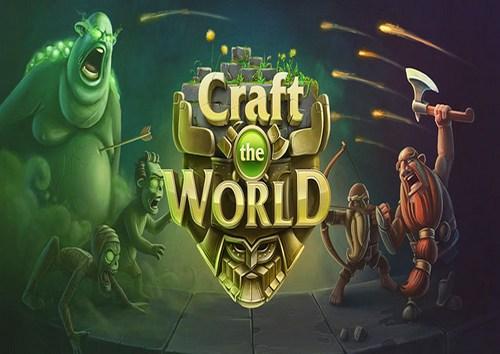 Craft The World (2018) v1.4.015 + All DLC - GoG  / Polska Wersja Językowa
