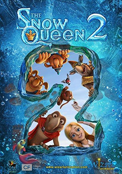 The Snow Queen 2 2015 720p BRRip x264 AC3-DiVERSiTY