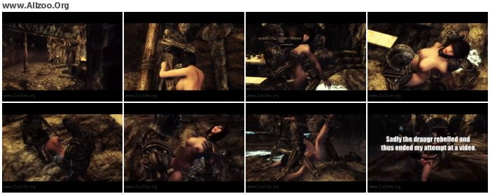 003a391093194884 - Bestiality Cartoon - Inappropriate Skyrim Shenanigans 4 - Naughty Machinima 1 - Zoo Sex Anime Hentai