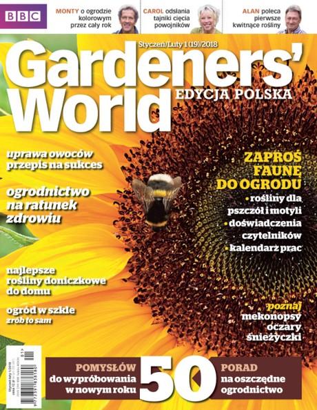Gardeners World Polska 1/2018