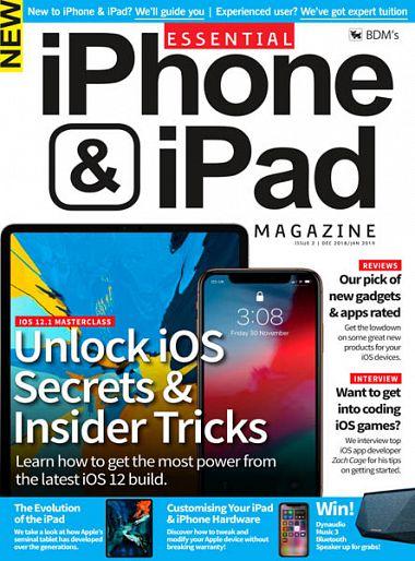 Essential iPhone & iPad - January 2019