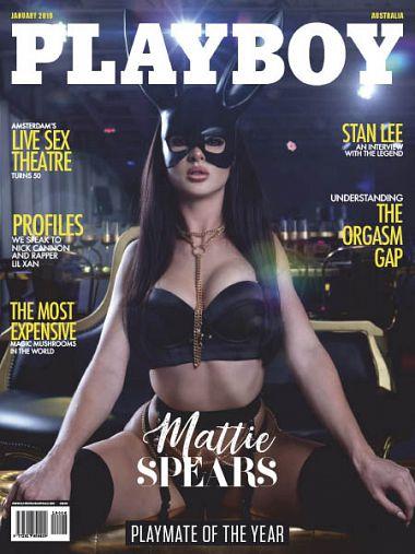 Playboy Australia – January 2019